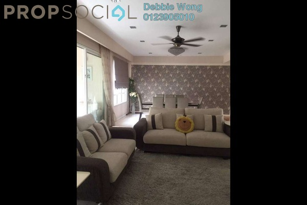 For Rent Condominium at Kiaraville, Mont Kiara Freehold Fully Furnished 3R/4B 6.8k