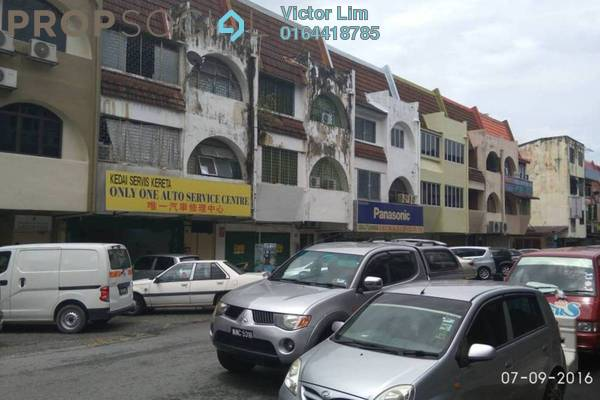 For Sale Shop at SS15, Subang Jaya Freehold Semi Furnished 0R/0B 3.1m