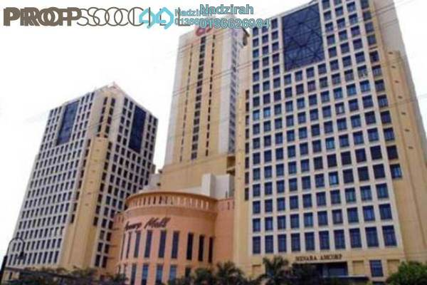 For Sale Office at Amcorp Tower, Petaling Jaya Freehold Fully Furnished 0R/0B 520k