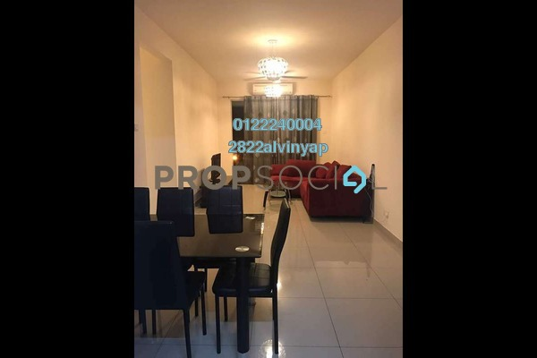 For Rent Condominium at Casa Tropicana, Tropicana Freehold Fully Furnished 3R/2B 2k