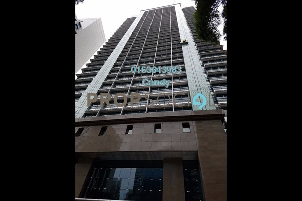 For Rent Office at Menara Public Bank 2, Kuala Lumpur Freehold Unfurnished 0R/0B 33.4k