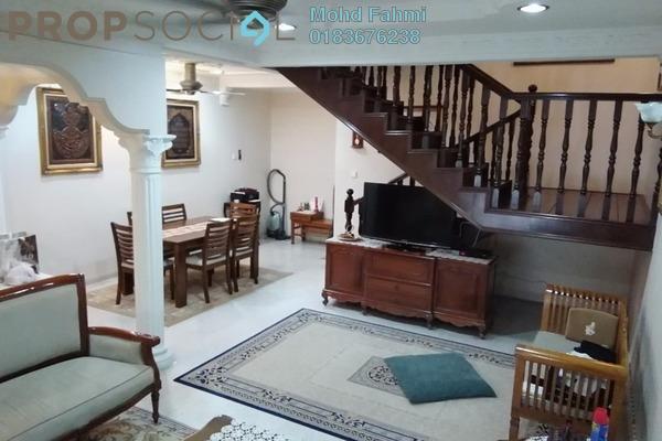 For Sale Terrace at Taman Selasih, Batu Caves Freehold Semi Furnished 4R/3B 660k