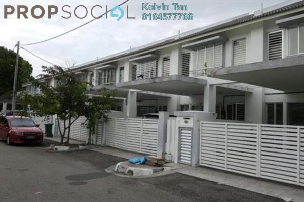 For Rent Terrace at Sunway Aspera, Teluk Kumbar Freehold Unfurnished 4R/3B 1.2k
