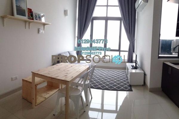 For Rent Apartment at Vega Residensi, Cyberjaya Freehold Fully Furnished 2R/2B 1.8k