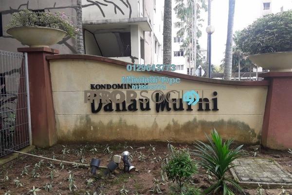 For Sale Condominium at Danau Murni, Taman Desa Freehold Semi Furnished 3R/2B 340k