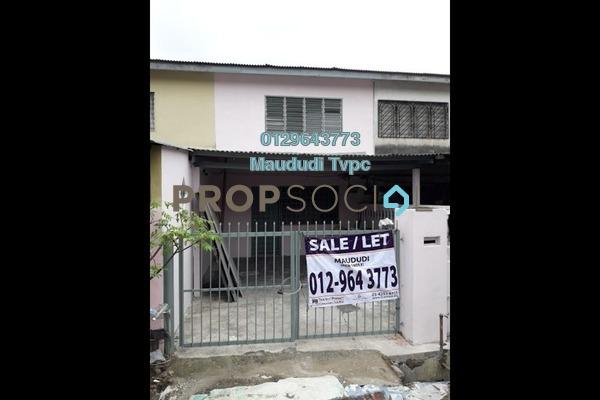 For Sale Terrace at Taman Desa Kemuning, Kota Kemuning Freehold Unfurnished 3R/2B 240k