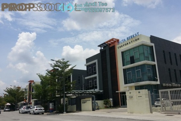 For Sale Factory at Bukit Kemuning Industrial Park, Kota Kemuning Freehold Unfurnished 0R/0B 6m