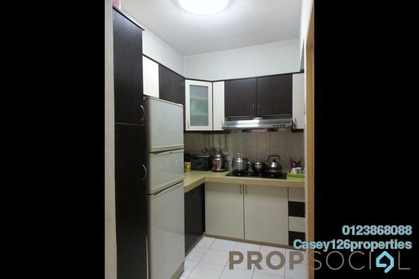 For Sale Apartment at Cemara Apartment, Bandar Sri Permaisuri Freehold Semi Furnished 3R/2B 335k