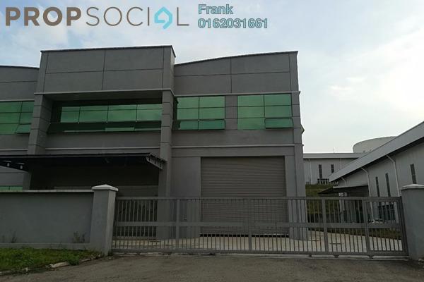 For Rent Factory at Indahpura Industrial Park, Bandar Indahpura Freehold Unfurnished 0R/0B 11.5k