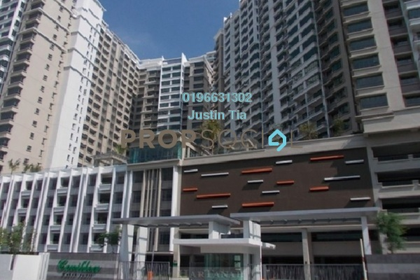 For Rent Condominium at Covillea, Bukit Jalil Freehold Fully Furnished 3R/2B 3.5k