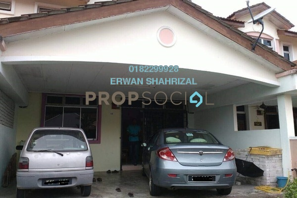For Sale Terrace at Taman Bukit Galena, Seremban Freehold Unfurnished 4R/3B 400k