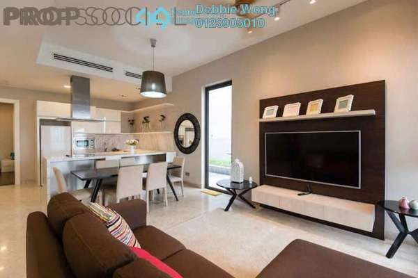 For Rent Condominium at Icon Residence, Dutamas Freehold Fully Furnished 2R/2B 4.5k