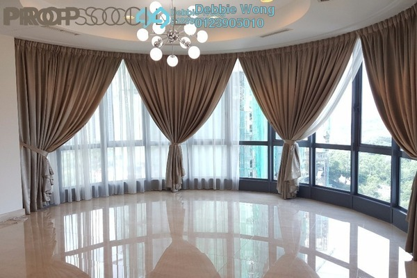For Sale Condominium at 11 Mont Kiara, Mont Kiara Freehold Semi Furnished 4R/6B 2.75m