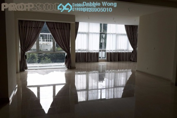 For Sale Duplex at Sunway Vivaldi, Mont Kiara Freehold Semi Furnished 5R/6B 2.9m
