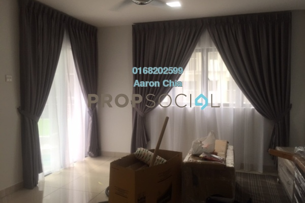 For Rent Condominium at Ritze Perdana 1, Damansara Perdana Freehold Fully Furnished 1R/1B 1.55k