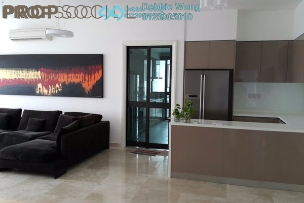 For Rent Condominium at Sastra U-Thant, Ampang Hilir Freehold Fully Furnished 3R/3B 6.8k