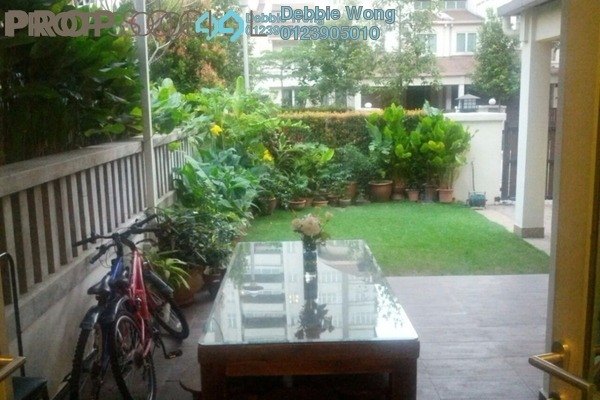 For Sale Terrace at Villa Aseana, Mont Kiara Freehold Semi Furnished 5R/5B 3.5m