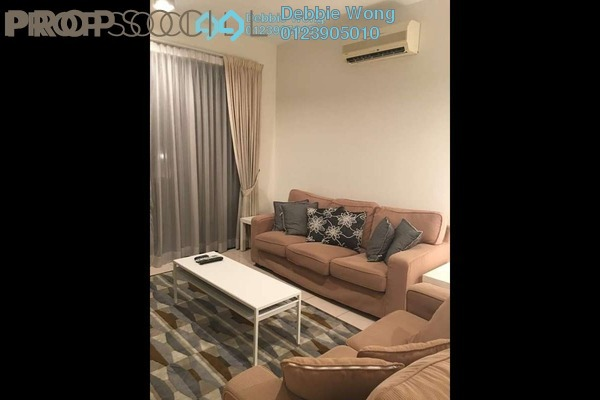 For Rent Condominium at Casa Kiara I, Mont Kiara Freehold Fully Furnished 3R/3B 3.5k