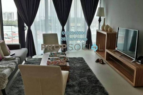 For Rent Condominium at AraGreens Residences, Ara Damansara Freehold Fully Furnished 5R/4B 6.7k
