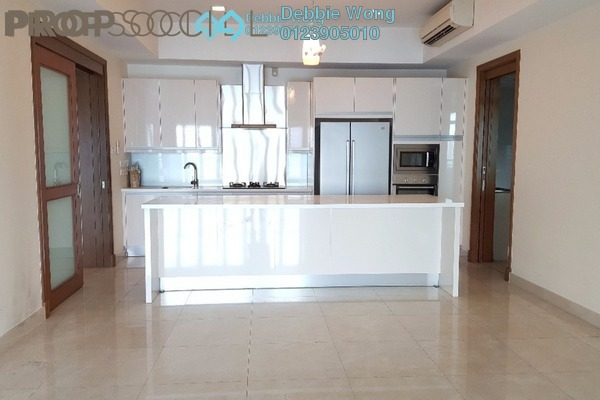 For Sale Condominium at 10 Mont Kiara, Mont Kiara Freehold Semi Furnished 4R/5B 3.25m