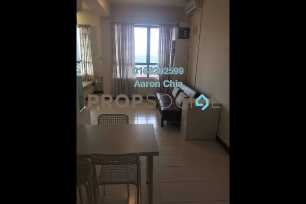 For Rent Condominium at Ritze Perdana 1, Damansara Perdana Freehold Fully Furnished 1R/1B 1.25k