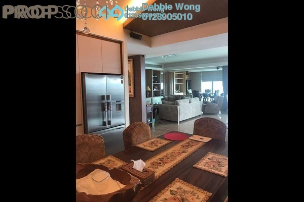 For Sale Condominium at 10 Mont Kiara, Mont Kiara Freehold Semi Furnished 4R/5B 4.15m