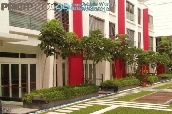 For Rent Townhouse at The Madge, Ampang Hilir Freehold Semi Furnished 6R/7B 15k
