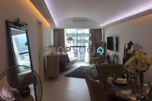 For Rent Condominium at Three28 Tun Razak, KLCC Freehold Fully Furnished 2R/2B 4.5k