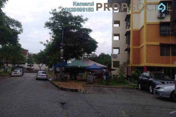 For Sale Apartment at Gugusan Semarak, Kota Damansara Freehold Semi Furnished 3R/2B 150k