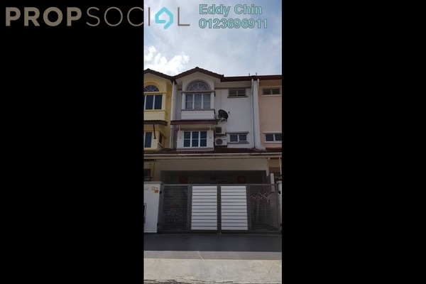For Sale Terrace at Subang Bestari, Subang Freehold Semi Furnished 5R/5B 580k