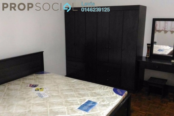 For Rent Condominium at Bukit OUG Condominium, Bukit Jalil Freehold Semi Furnished 2R/1B 1k