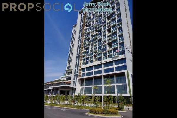 For Sale Serviced Residence at The Place, Cyberjaya Freehold Fully Furnished 1R/1B 250k