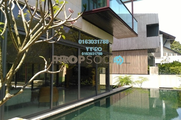 For Sale Bungalow at Country Heights Damansara, Kuala Lumpur Freehold Semi Furnished 6R/6B 10m