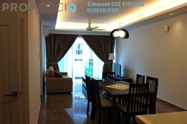 For Rent Condominium at Subang Parkhomes, Subang Jaya Freehold Fully Furnished 3R/2B 4k