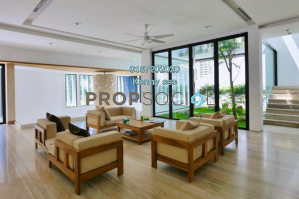 For Sale Bungalow at Country Heights Damansara, Kuala Lumpur Freehold Semi Furnished 8R/6B 12m