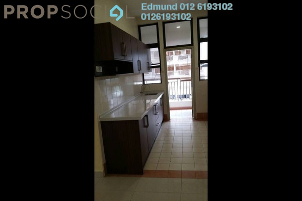 For Rent Condominium at Pelangi Utama, Bandar Utama Freehold Semi Furnished 3R/2B 1.8k