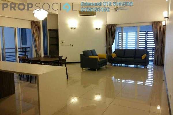 For Rent Condominium at 9 Bukit Utama, Bandar Utama Freehold Fully Furnished 4R/4B 4.2k