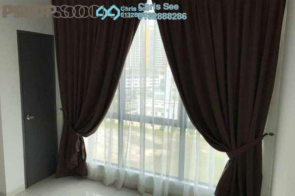 For Sale Condominium at Studio Fourteen, Shah Alam Freehold Semi Furnished 1R/1B 340k