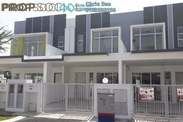 For Sale Terrace at Acacia Park, Rawang Leasehold Unfurnished 4R/3B 485k