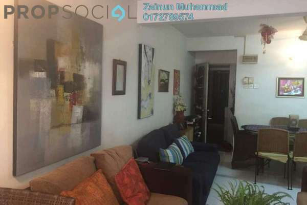 For Sale Apartment at Pantai Indah Apartment, Pantai Freehold Unfurnished 3R/2B 310k