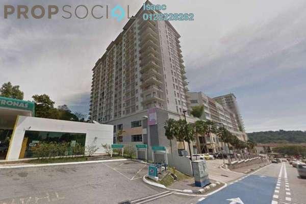 For Sale Condominium at Park Avenue, Damansara Damai Freehold Semi Furnished 3R/2B 330k