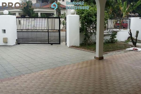 For Rent Terrace at Danau Kota, Setapak Freehold Semi Furnished 3R/2B 2.3k