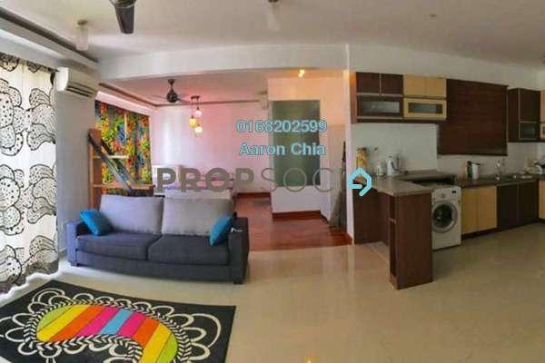 For Rent Condominium at Ritze Perdana 2, Damansara Perdana Freehold Fully Furnished 1R/1B 1.75k