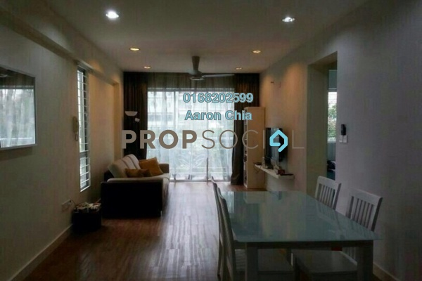 For Rent Condominium at Perdana Emerald, Damansara Perdana Freehold Fully Furnished 3R/2B 2.45k