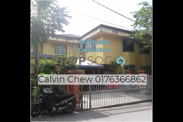 For Sale Shop at Taman Bukit Indah, Ampang Freehold Unfurnished 5R/0B 840k