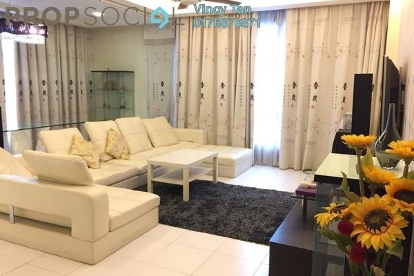 For Sale Condominium at The Saffron, Sentul Freehold Semi Furnished 3R/4B 1.21m