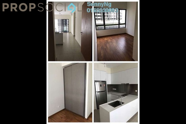 For Sale Condominium at The Petalz, Old Klang Road Freehold Semi Furnished 3R/2B 820k