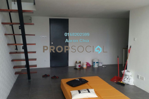 For Rent Duplex at Empire City, Damansara Perdana Freehold Semi Furnished 1R/1B 1.5k