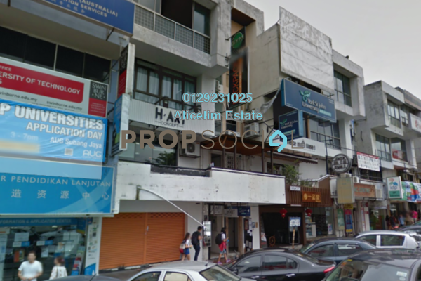 For Rent Shop at SS15, Subang Jaya Freehold Unfurnished 0R/2B 4.3k