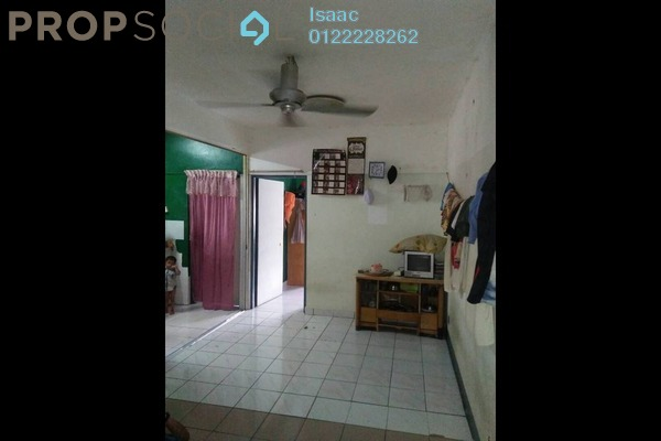 For Sale Apartment at Taman Kobena Apartment, Cheras Freehold Semi Furnished 2R/2B 150k
